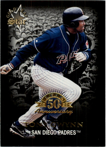 Photo of 1998 Leaf #166 Tony Gwynn GLS