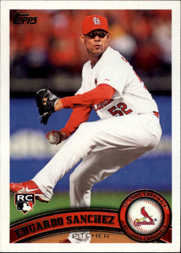 Photo of 2011 Topps Update #US39 Eduardo Sanchez RC