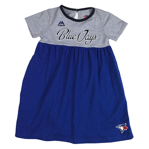 Toddler Two Tone Dress by Majestic