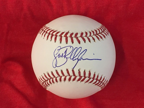 Photo of Jack Billingham Autographed Baseball