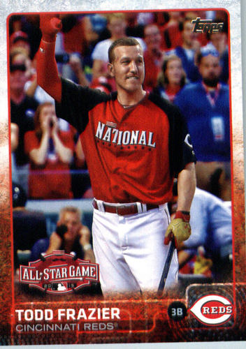 Photo of 2015 Topps Update #US342 Todd Frazier