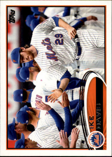 Photo of 2012 Topps #24 Ike Davis