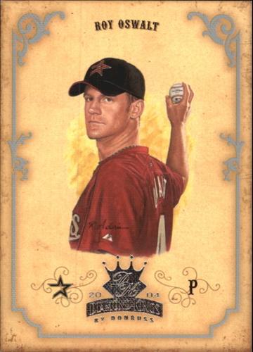 Photo of 2004 Diamond Kings Silver #134 Roy Oswalt