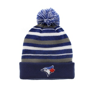 Toronto Blue Jays Printed Pom Pom Toque by Gertex