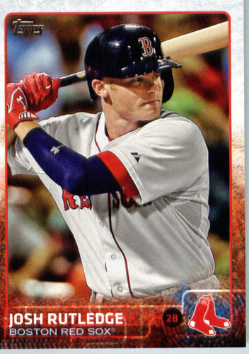 Photo of 2015 Topps Update #US285 Josh Rutledge
