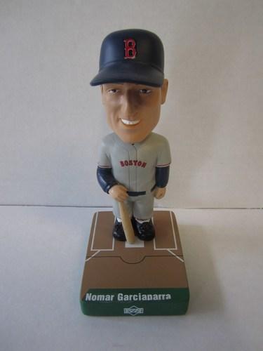 Photo of 2002 Upper Deck Ballpark Idols Bobbers #15 Nomar Garciaparra Away