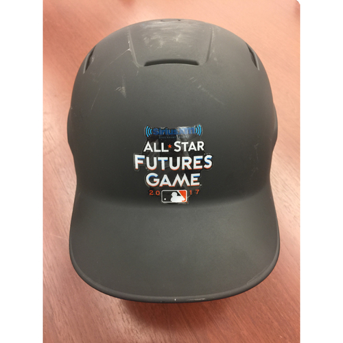2017 All-Star Futures Game Auction: Yoan Moncada Game-Used Helmet
