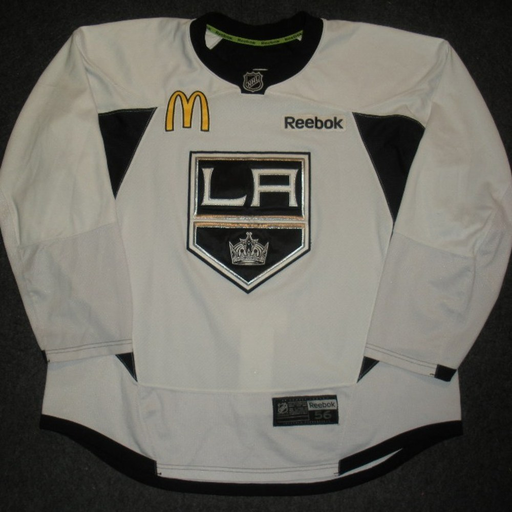 Andy Andreoff - 2014 Stanley Cup Final - Los Angeles Kings - Practice-Worn Jersey