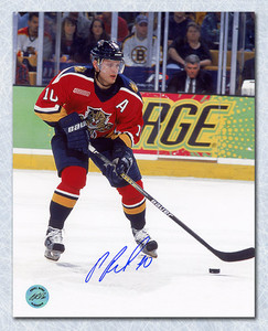 Pavel Bure Florida Panthers Autographed Action 11x14 Photo