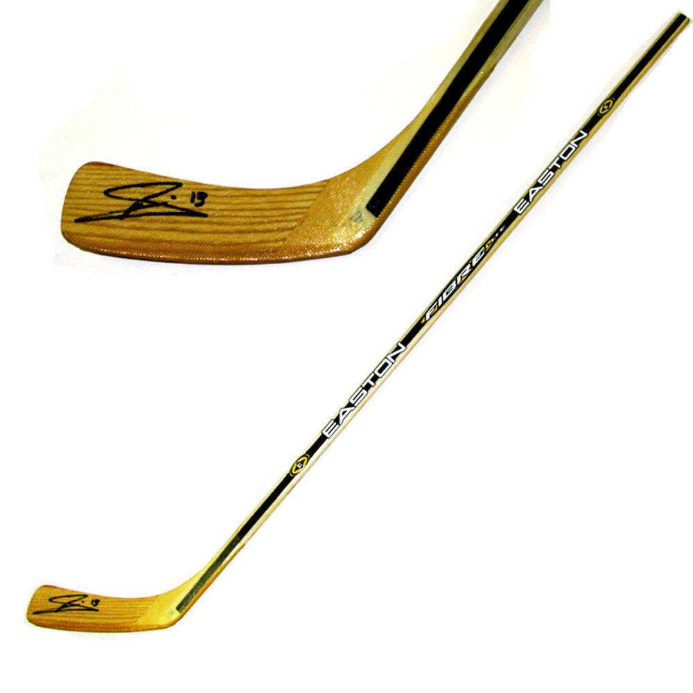 MATS SUNDIN Signed Easton Player Model Stick - Toronto Maple Leafs