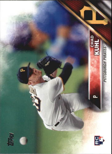 Photo of 2016 Topps Update #US96 Chad Kuhl RC