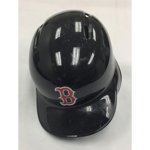 Photo of Bryan Holaday Game-Used October 2, 2016 Batting Helmet