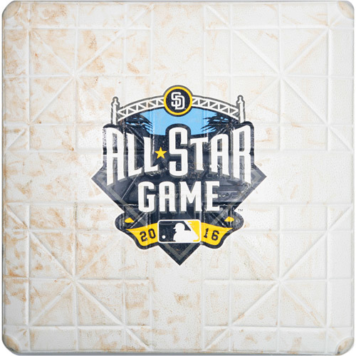 Photo of 2017 All-Star Archive Auction: Game-Used 1st Base from 2016 All-Star Game, used during 8th and 9th Inning