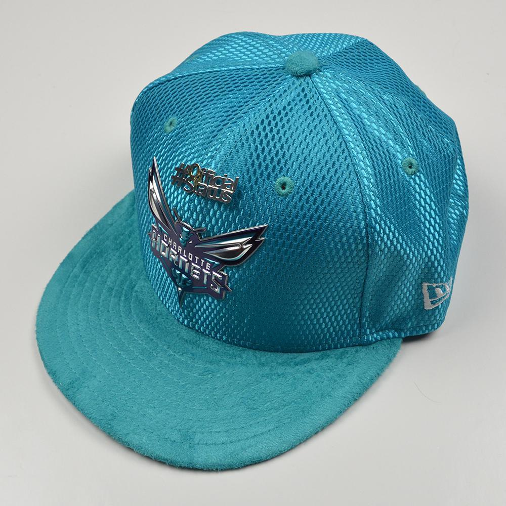 Malik Monk - Charlotte Hornets - 2017 NBA Draft - Backstage Photo-Shoot Worn Hat