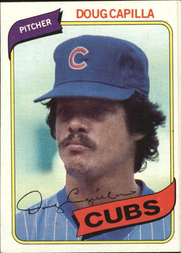 Photo of 1980 Topps #628 Doug Capilla