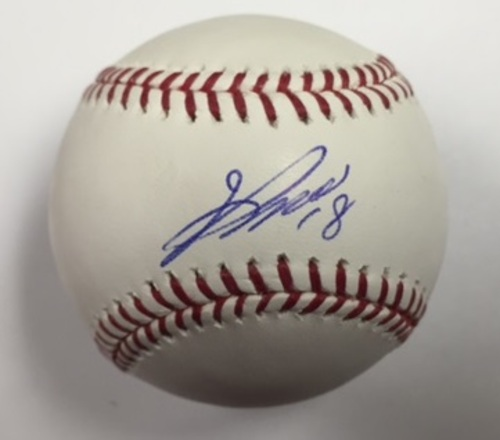 Photo of Hisashi Iwakuma Autographed Baseball