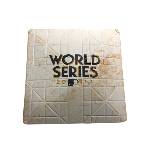 Photo of 2017 World Series Game 6: Third Base, Used innings 5 and 6