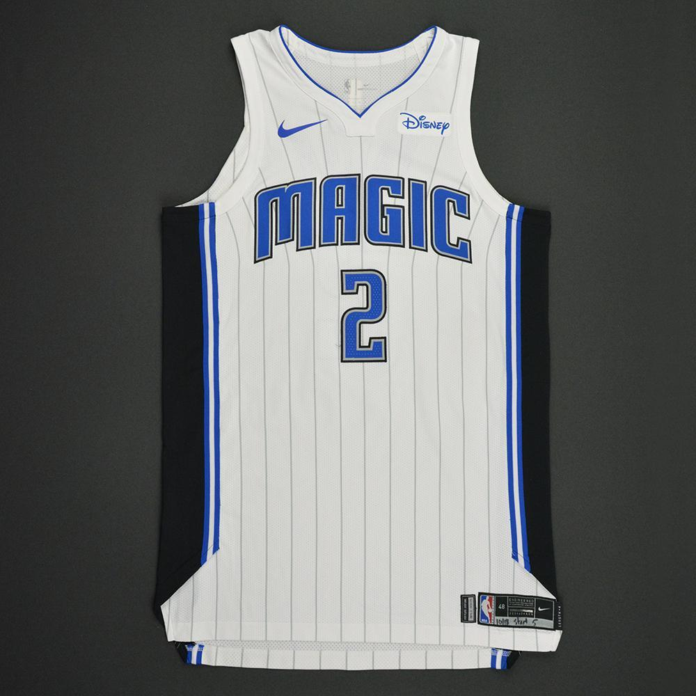 Elfrid Payton - Orlando Magic - Kia NBA Tip-Off 2017 - Game-Worn Jersey