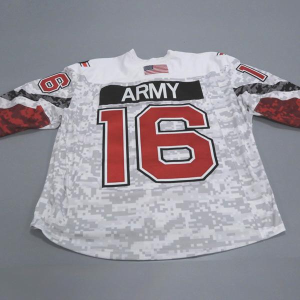 Ohio State Ice Hockey Military Appreciation Jersey #16
