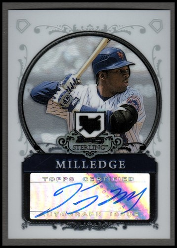 Photo of 2006 Bowman Sterling #LM Lastings Milledge AU (RC)