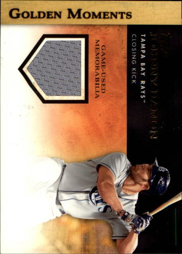 Photo of 2012 Topps Golden Moments Relics #JD Johnny Damon