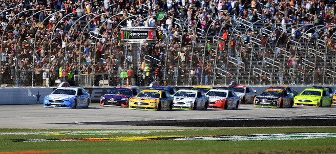NASCAR EXPERIENCE AT TEXAS MOTOR SPEEDWAY - PACKAGE 4 of 5