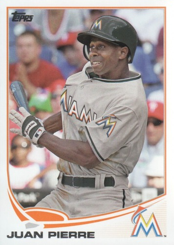 Photo of 2013 Topps #407 Juan Pierre