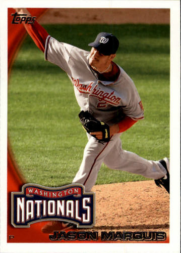 Photo of 2010 Topps Update #US157 Jason Marquis