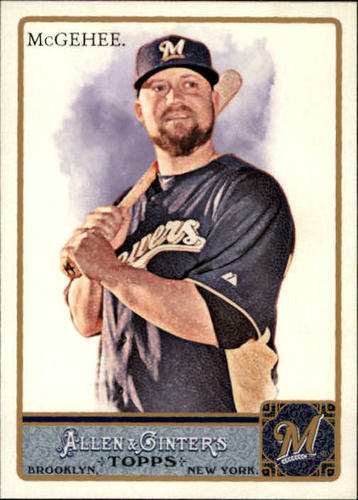 Photo of 2011 Topps Allen and Ginter #161 Casey McGehee