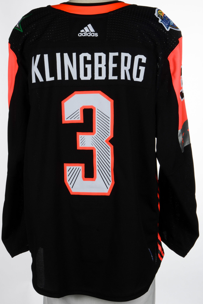 John Klingberg Dallas Stars Player-Issued 2018 All-Star Game Jersey
