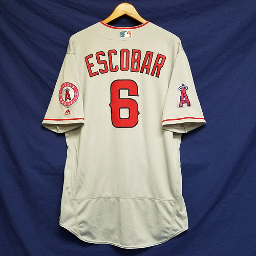 Photo of Yunel Escobar Team-Issued 2016 Road Jersey