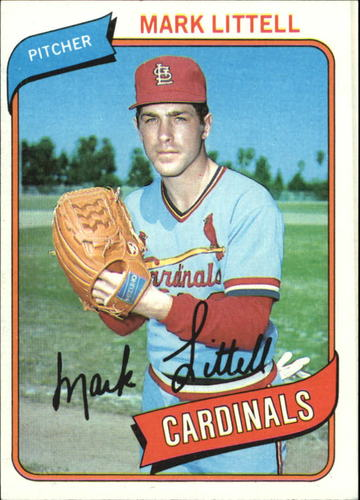 Photo of 1980 Topps #631 Mark Littell