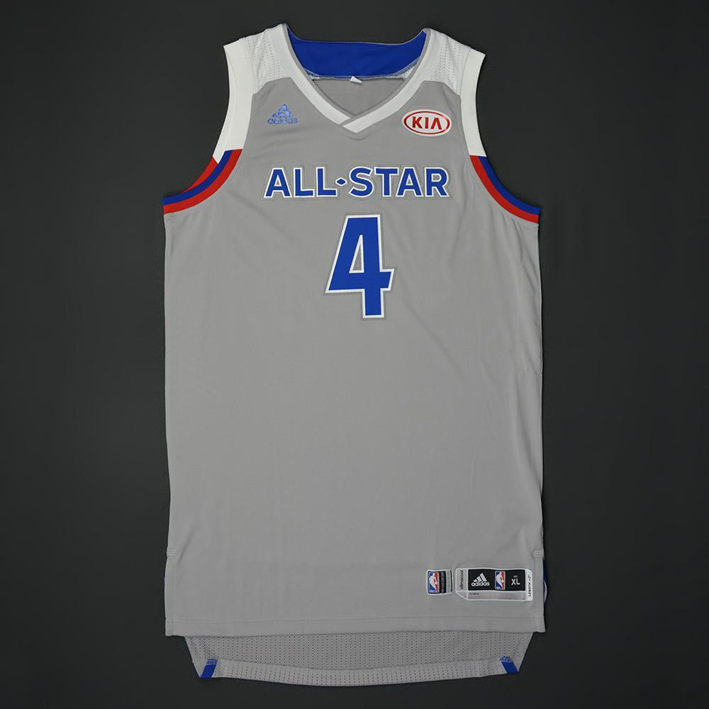 Paul Millsap - 2017 NBA All-Star Game - Eastern Conference - Autographed Jersey