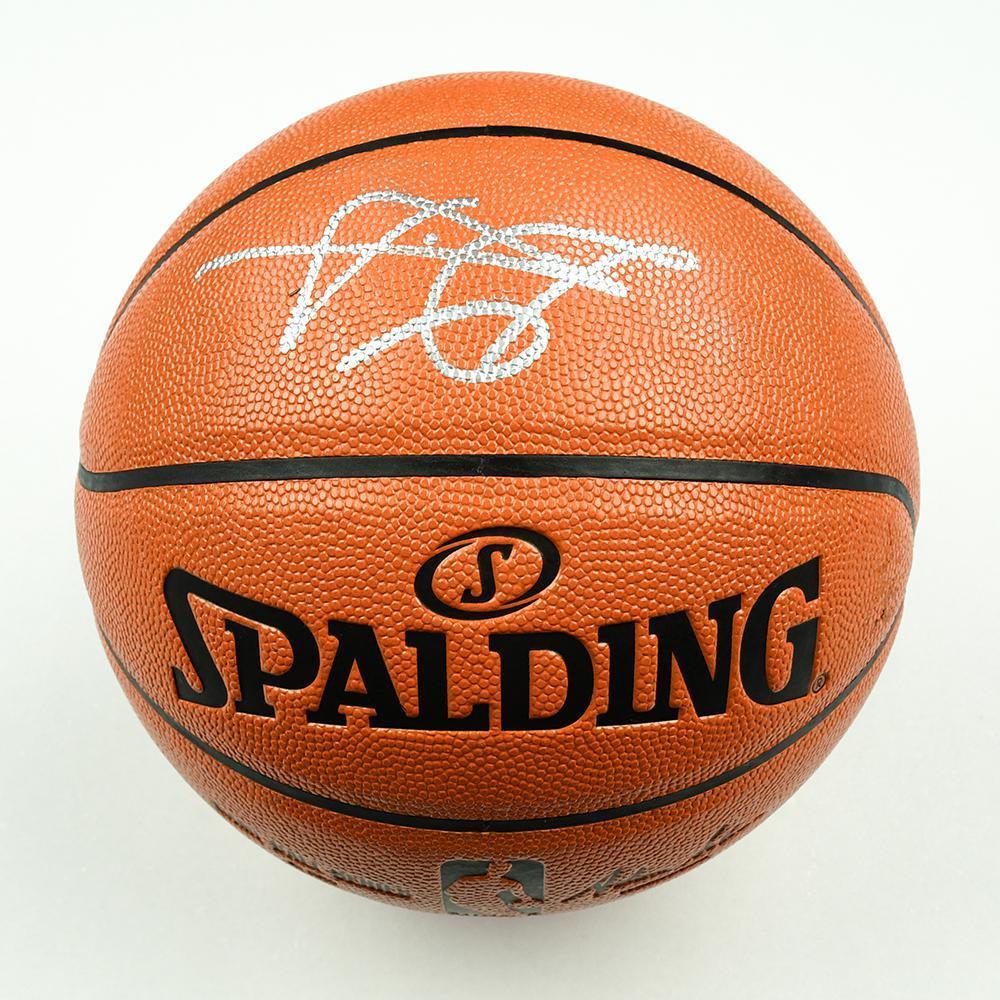 Deandre Ayton - Phoenix Suns - 2018 NBA Draft Class - Autographed Basketball