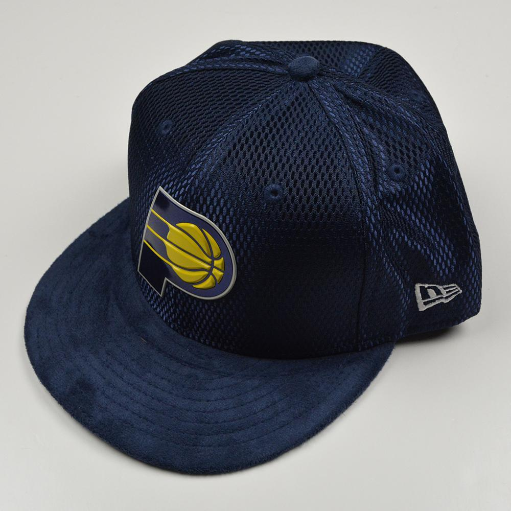 TJ Leaf - Indiana Pacers - 2017 NBA Draft - Backstage Photo-Shoot Worn Hat