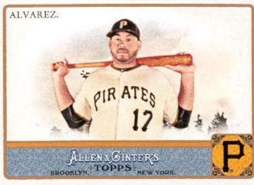 Photo of 2011 Topps Allen and Ginter #184 Pedro Alvarez RC