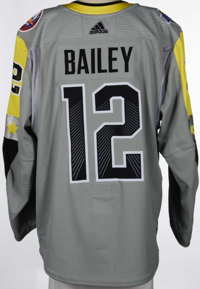 Josh Bailey New York Islanders Player-Issued 2018 All-Star Game Jersey