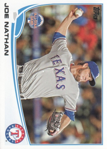 Photo of 2013 Topps Update #US296 Joe Nathan