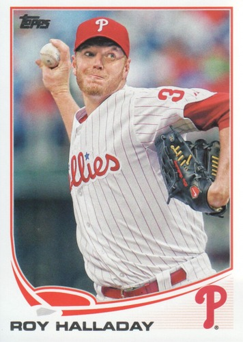Photo of 2013 Topps #410 Roy Halladay
