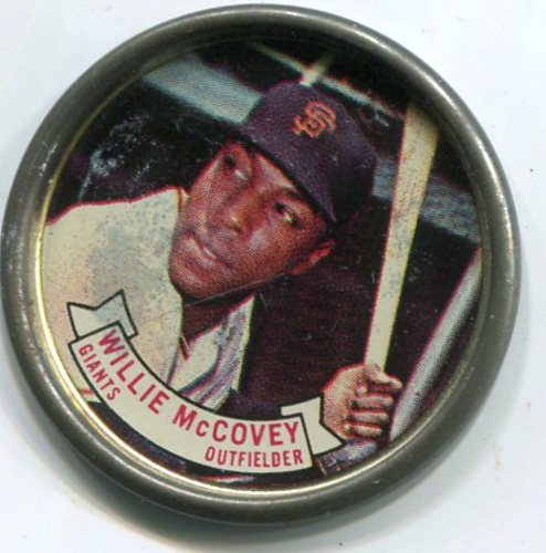 Photo of 1964 Topps Coins #22 Willie McCovey