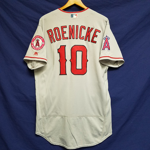 Photo of Ron Roenicke Team-Issued 2016 Road Jersey