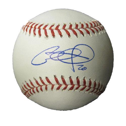 Photo of George Kontos Autographed Baseball
