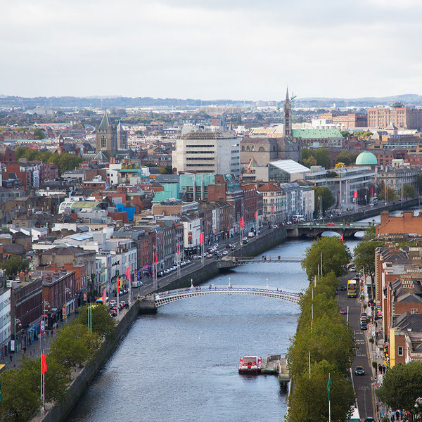 Click to view Live the High Life in Dublin.