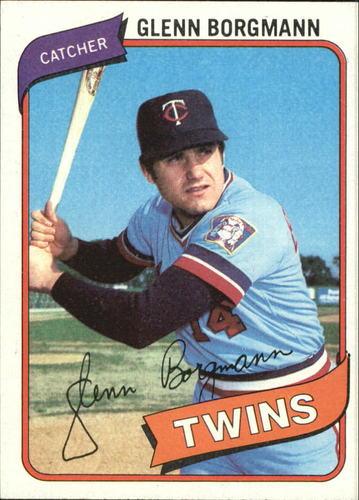 Photo of 1980 Topps #634 Glenn Borgmann DP