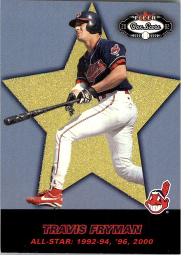 Photo of 2002 Fleer Box Score First Edition #264 Travis Fryman AS