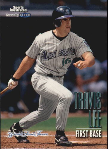 Photo of 1998 Sports Illustrated World Series Fever #91 Travis Lee