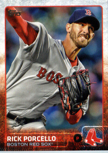 Photo of 2015 Topps Update #US362 Rick Porcello