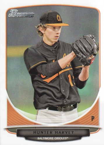 Photo of 2013 Bowman Draft Draft Picks #BDPP33 Hunter Harvey