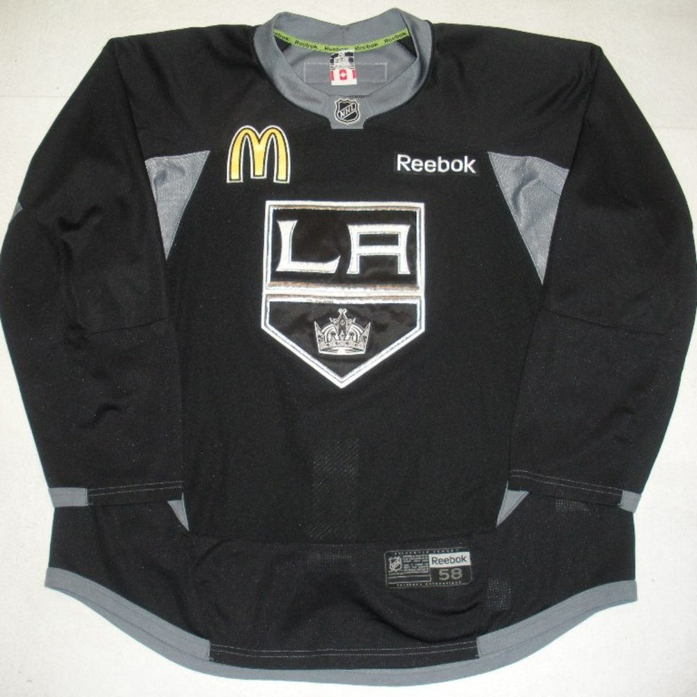 Drew Doughty - 2014 Stanley Cup Final - Los Angeles Kings - Practice-Worn Jersey