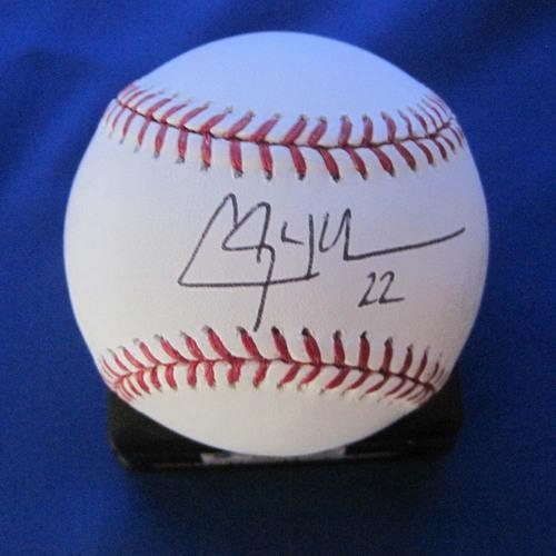 Photo of UMPS CARE AUCTION: Clayton Kershaw Signed Baseball